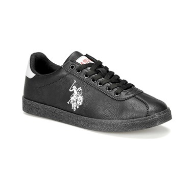 U.S. Polo Assn. Tabor Wt 9Pr Kadın Sneaker Ayakkabı Siyah